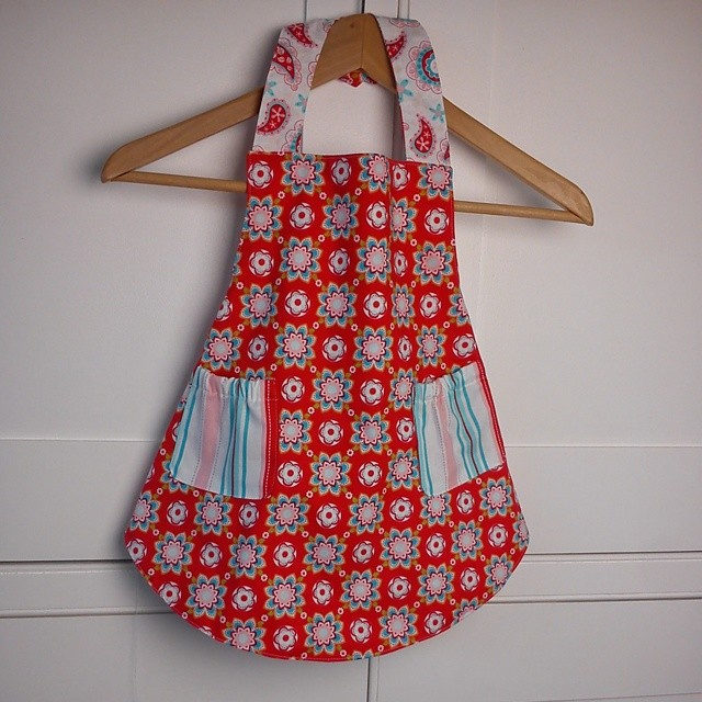 apron on hanger